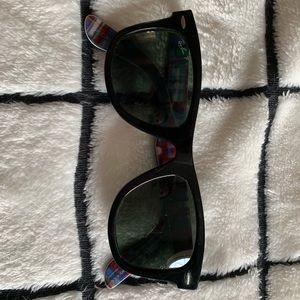 Ray ban Wayfarer Polarized Glasses
